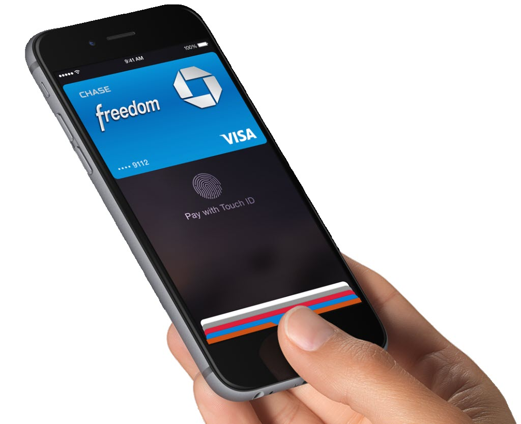 iPhone 6 Apple Pay 1024x834 آیفون ۶ (عکس ها)