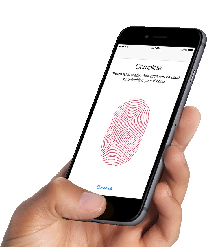 iPhone 6 Touch ID آیفون ۶ (عکس ها)
