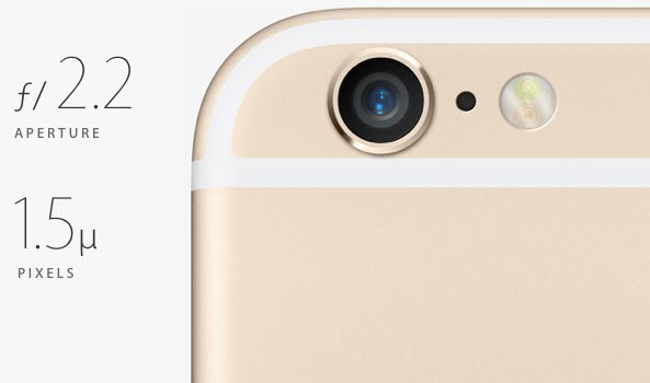 iPhone 6 aperture آیفون ۶ (عکس ها)