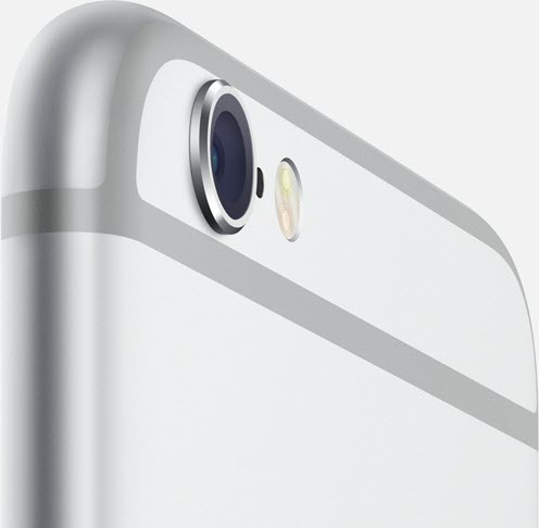 iPhone 6 back camera آیفون ۶ (عکس ها)