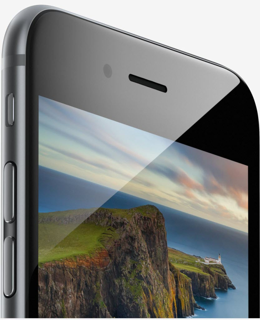 iPhone 6 display innovation 834x1024 آیفون ۶ (عکس ها)