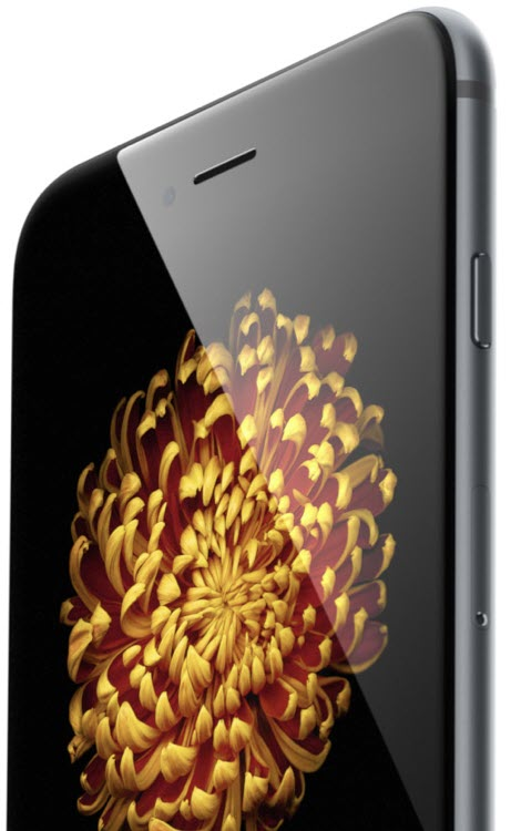 iPhone 6 display آیفون ۶ (عکس ها)