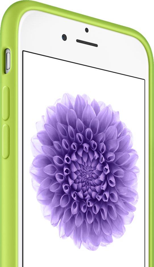 iPhone 6 green case آیفون ۶ (عکس ها)